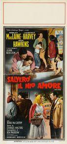 Two Loves - Italian Movie Poster (xs thumbnail)