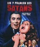 The Return of Count Yorga - German Blu-Ray cover (xs thumbnail)