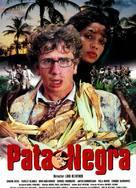 Pata negra - Spanish poster (xs thumbnail)
