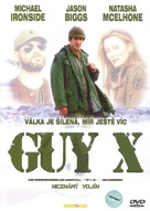 Guy X - Czech Movie Cover (xs thumbnail)