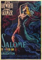 Salome - Italian Movie Poster (xs thumbnail)