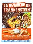 The Revenge of Frankenstein - Belgian Movie Poster (xs thumbnail)