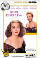 All About Eve - Romanian DVD movie cover (xs thumbnail)