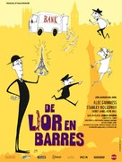 The Lavender Hill Mob - French Re-release movie poster (xs thumbnail)