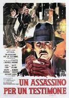 Stiletto - Italian Movie Poster (xs thumbnail)