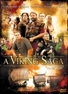 A Viking Saga - Movie Cover (xs thumbnail)