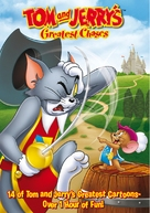 Tom and Jerry's Greatest Chases - Movie Cover (xs thumbnail)