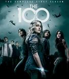 """The 100"" - Blu-Ray cover (xs thumbnail)"