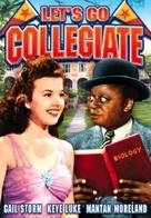 Let's Go Collegiate - DVD cover (xs thumbnail)