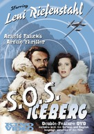 S.O.S. Iceberg - DVD cover (xs thumbnail)