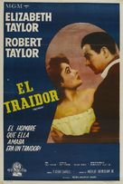 Conspirator - Argentinian Movie Poster (xs thumbnail)