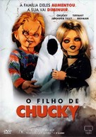 Seed Of Chucky - Brazilian Movie Cover (xs thumbnail)