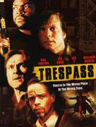 Trespass - DVD cover (xs thumbnail)