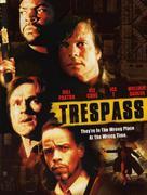 Trespass - DVD movie cover (xs thumbnail)