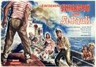 Zwischen Schanghai und St. Pauli - German Movie Poster (xs thumbnail)