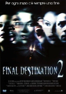 Final Destination 2 - Italian Theatrical poster (xs thumbnail)