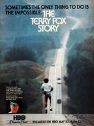 The Terry Fox Story - Movie Poster (xs thumbnail)