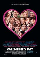 Valentine's Day - Dutch Movie Poster (xs thumbnail)