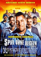 The Longest Yard - German Movie Poster (xs thumbnail)