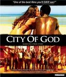 Cidade de Deus - Blu-Ray cover (xs thumbnail)
