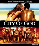 Cidade de Deus - Blu-Ray movie cover (xs thumbnail)