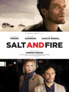 Salt and Fire - French Movie Poster (xs thumbnail)