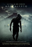 Apocalypto - Brazilian Movie Poster (xs thumbnail)