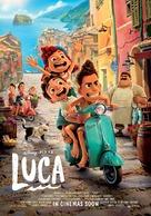 Luca - International Movie Poster (xs thumbnail)