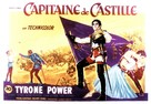 Captain from Castile - French Movie Poster (xs thumbnail)