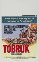 Tobruk - Movie Poster (xs thumbnail)