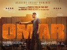 Omar - British Movie Poster (xs thumbnail)