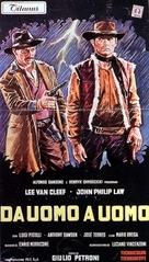 Da uomo a uomo - Italian Movie Poster (xs thumbnail)