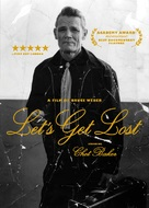 Let's Get Lost - DVD cover (xs thumbnail)