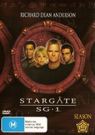"""Stargate SG-1"" - Australian DVD movie cover (xs thumbnail)"