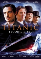 """""""Titanic: Blood and Steel"""" - DVD movie cover (xs thumbnail)"""