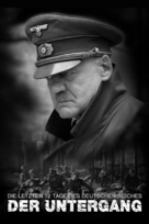 Der Untergang - German DVD movie cover (xs thumbnail)
