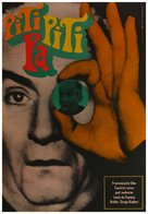 L'homme orchestre - Czech Movie Poster (xs thumbnail)