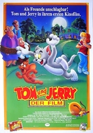 Tom and Jerry: The Movie - German Movie Poster (xs thumbnail)