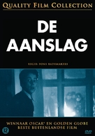 Aanslag, De - Dutch Movie Cover (xs thumbnail)
