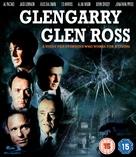 Glengarry Glen Ross - British Blu-Ray cover (xs thumbnail)