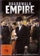"""Boardwalk Empire"" - German DVD movie cover (xs thumbnail)"