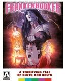 Frankenhooker - British Blu-Ray movie cover (xs thumbnail)