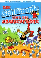 La flûte à six schtroumpfs - German DVD cover (xs thumbnail)