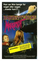 Fright - Danish Movie Poster (xs thumbnail)