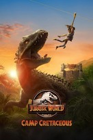 """Jurassic World: Camp Cretaceous"" - Movie Cover (xs thumbnail)"