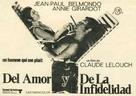 Un homme qui me plaît - Spanish Movie Poster (xs thumbnail)
