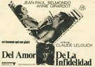 Un homme qui me plaît - Spanish Movie Poster (xs thumbnail)
