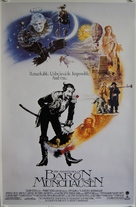 The Adventures of Baron Munchausen - Movie Poster (xs thumbnail)