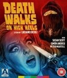 La morte cammina con i tacchi alti - British Blu-Ray cover (xs thumbnail)