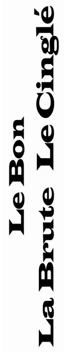 Joheunnom nabbeunnom isanghannom - French Logo (xs thumbnail)